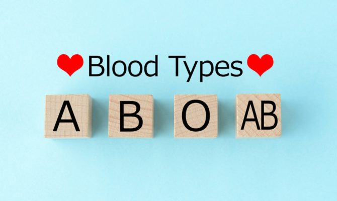 Japanese Blood Type